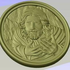 17.1.jpg Télécharger fichier STL gratuit JESUS 17 • Modèle imprimable en 3D, alexlopreciado