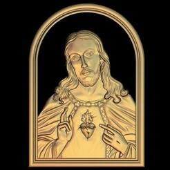 11.Jesus.jpg Télécharger fichier STL gratuit JESUS 11 • Objet pour impression 3D, alexlopreciado