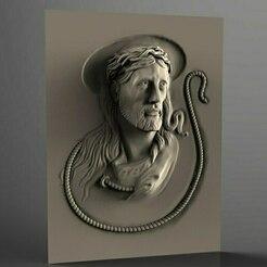 2. Jesus.jpg Télécharger fichier STL gratuit JESUS 2 • Objet pour impression 3D, alexlopreciado