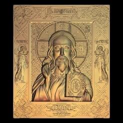 14.Jesus.jpg Télécharger fichier STL gratuit JESUS 14 • Objet à imprimer en 3D, alexlopreciado