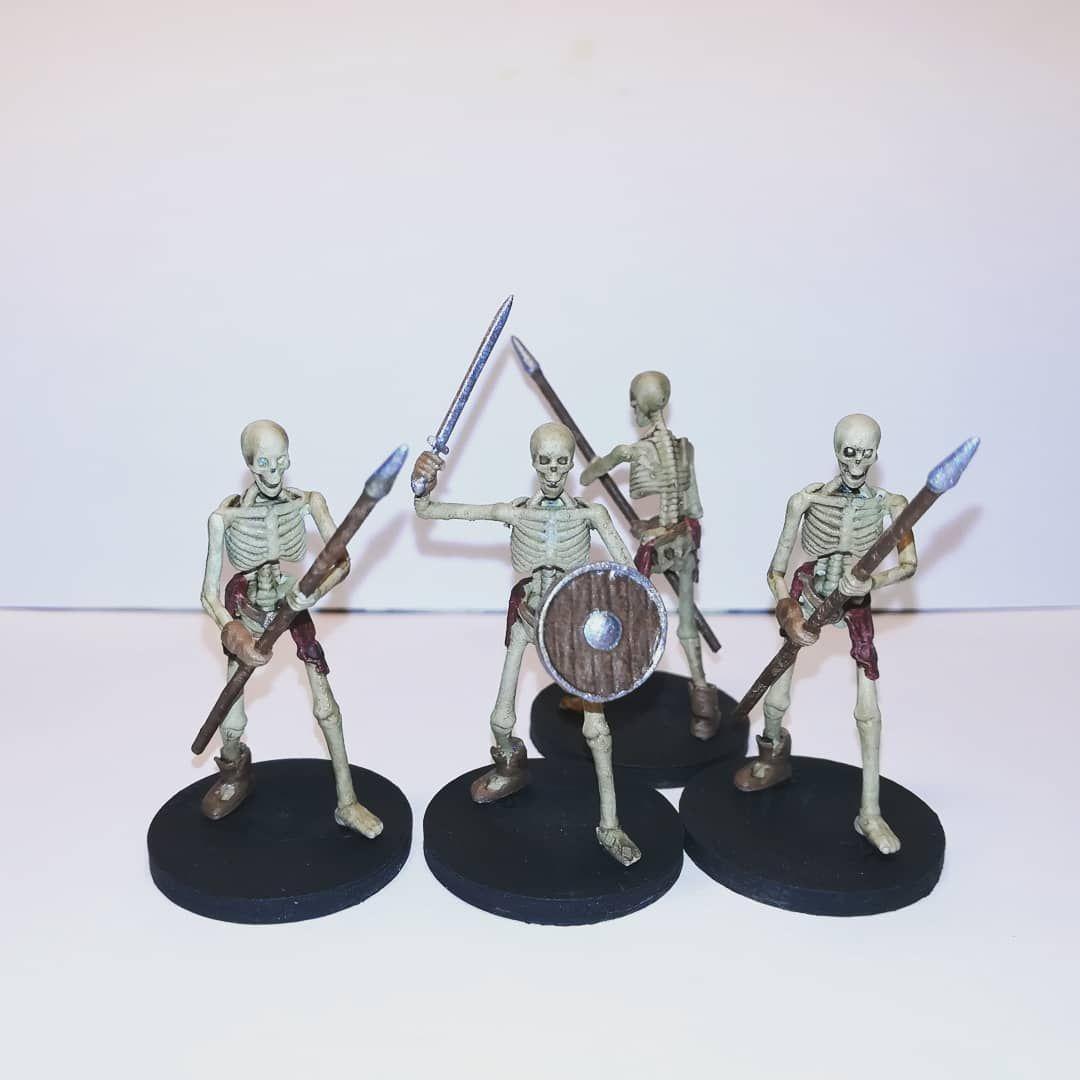 photo_2020-10-14_09-30-52.jpg Download STL file Sekeltons - 28mm D&D Miniatures  • 3D printing template, pyrokahd