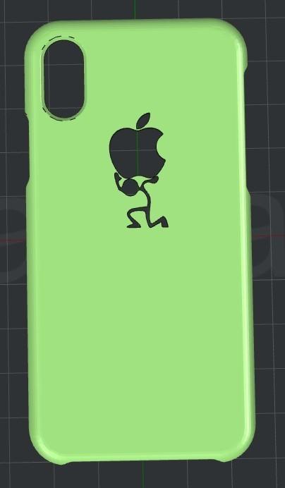 Screenshot_12.jpg Download STL file Heavy Apple • Object to 3D print, Eternel06