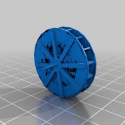 3713da7b691460167c3ec9e9cb29d5ad.png Download free STL file Water Wheel • 3D printable design, Eternel06