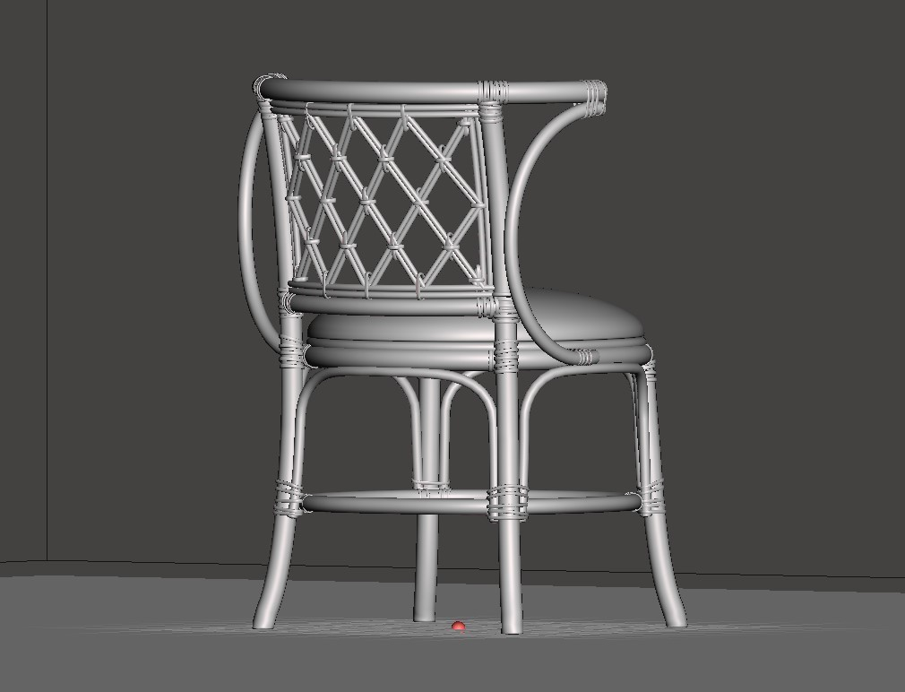 Screenshot_16.jpg Download STL file Exotic Chair • Object to 3D print, Eternel06