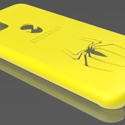 Descargar modelos 3D para imprimir Funda para iPhone 11 ProMax de Spiderman, Eternel06
