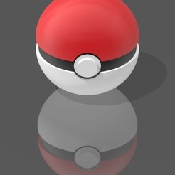 Download free 3D print files Pokemon Ball, Eternel06