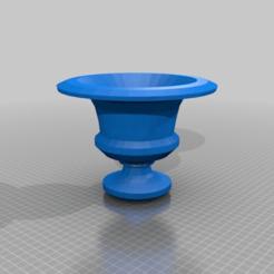 1a9950fefd210209c13b2d8340a3c3ca.png Télécharger fichier STL gratuit Vase exotique • Modèle à imprimer en 3D, Eternel06