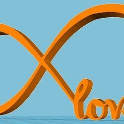 Imprimir en 3D gratis Amor Eterno, Eternel06