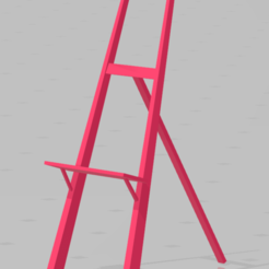 Download 3D print files Easel Stand, Eternel06