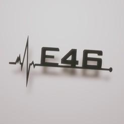 Screenshot_3.jpg Télécharger fichier STL BMW E46 Sign • Design imprimable en 3D, Eternel06