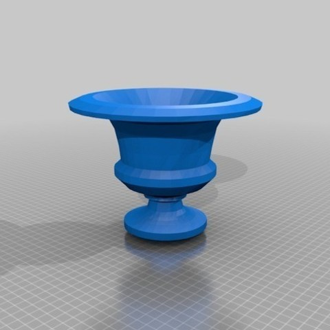 Download free STL Exotic Vase, Eternel06