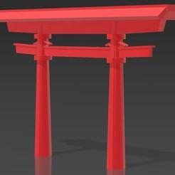 Screenshot_1.jpg Télécharger fichier STL Arche japonaise traditionnelle • Plan à imprimer en 3D, Eternel06