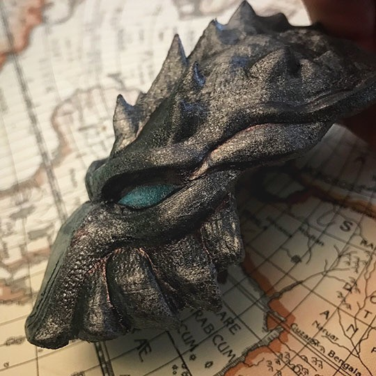 pr2.jpg Download STL file Predator Mask • 3D printer model, claudiovyoh