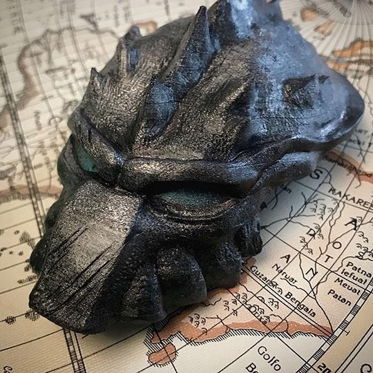 pr3.jpg Download STL file Predator Mask • 3D printer model, claudiovyoh