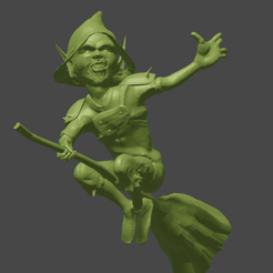 Download free 3D print files Flying Goblin, claudiovyoh