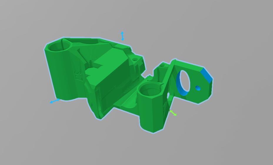 Capture.PNG Télécharger fichier STL gratuit Tête DiscoEasy200 Ultimate BLTouch • Design imprimable en 3D, tazernade