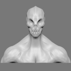 Impresiones 3D gratis Esqueleto, migueor29