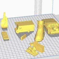 Download STL file back to the future • 3D printing template, sandinero
