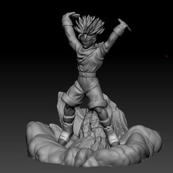 Download 3D printing models GT Trunks, BODY3D