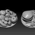 Download free 3D print files Junk food is Taboo! We'll all come to Bout!, BODY3D