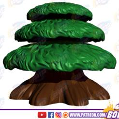 Télécharger plan imprimante 3D Tree from Zelda, BODY3D