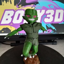 3D print model Saibaiman, BODY3D