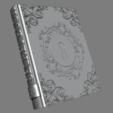 Télécharger fichier STL gratuit Livre secret • Plan pour impression 3D, BODY3D