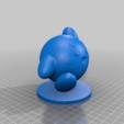 Kirby_V2_by_BODY3D.png Télécharger fichier STL gratuit Kirby V2 • Plan pour imprimante 3D, BODY3D