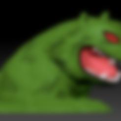 Télécharger fichier STL gratuit Bah - Broly - Dragon Ball • Modèle à imprimer en 3D, BODY3D