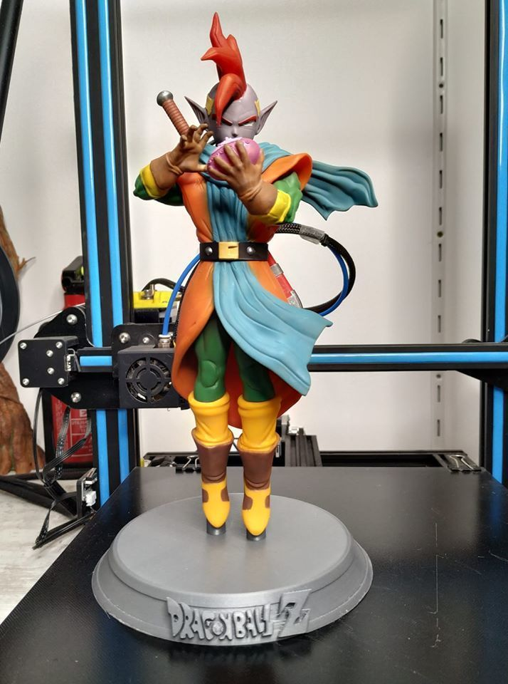 73399839_426151324749777_2763703075771252736_o.jpg Télécharger fichier STL gratuit Tapion Ocarina - Dragon Ball Z • Design pour imprimante 3D, BODY3D