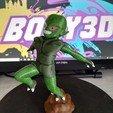 Télécharger objet 3D gratuit Saibaiman, BODY3D