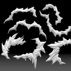 2.png Télécharger fichier STL Thunders • Objet pour imprimante 3D, BODY3D