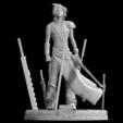 Télécharger plan imprimante 3D Cloud Strife - Final Fantasy VII Advent Children, BODY3D