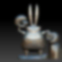 M.Krabs - Full.stl Download free STL file Mr. Krabs • 3D printable design, BODY3D