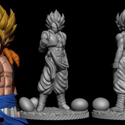 fgdsgdgdgsg.png Télécharger fichier STL Gogeta Pose 2 1-6 Scale - Dragon Ball • Objet à imprimer en 3D, BODY3D