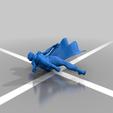 Download free STL file Hero Woman • Model to 3D print, BODY3D