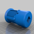 Lightsaber_Obiwan_-_Top.png Download free STL file Obiwan & Qui-Gon LightSabers • Template to 3D print, BODY3D