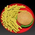 Free 3D model Junk food is Taboo! We'll all come to Bout!, BODY3D