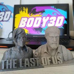 3D print model THE LAST OF US - Statue, BODY3D