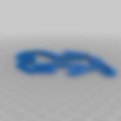 Stencil_Ferrari.stl Télécharger fichier STL gratuit Pochoir Ferrari • Objet à imprimer en 3D, BODY3D