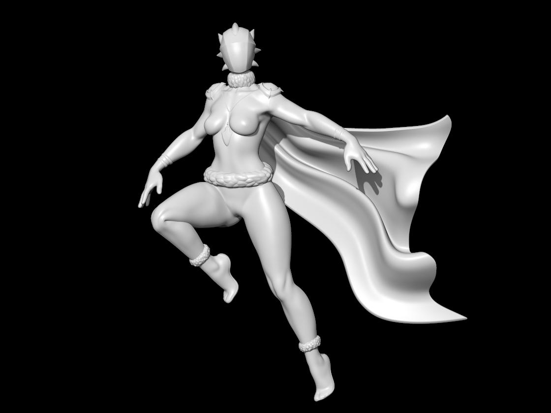gd.png Télécharger fichier STL gratuit Femme héroïne • Design pour impression 3D, BODY3D