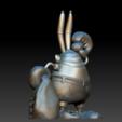 Model 4.PNG Download free STL file Mr. Krabs • 3D printable design, BODY3D