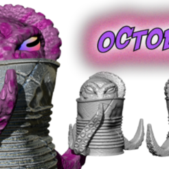 lol.png Télécharger fichier STL gratuit Octody • Modèle imprimable en 3D, BODY3D