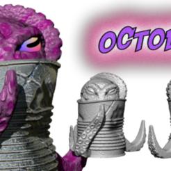 Download free STL file Octody • 3D printer design, BODY3D