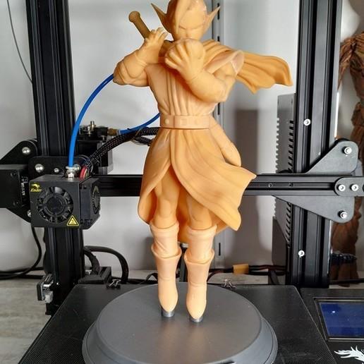 76171096_420233308674912_4224521405619765248_n.jpg Télécharger fichier STL gratuit Tapion Ocarina - Dragon Ball Z • Design pour imprimante 3D, BODY3D