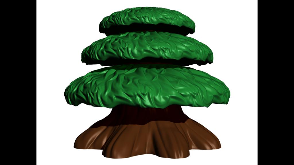 gdfgdfdgfgdfgfd.png Télécharger fichier STL gratuit Arbre - Zelda • Plan pour imprimante 3D, BODY3D