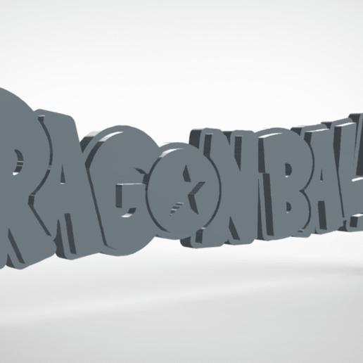 untitled.7.png Télécharger fichier STL gratuit Logo Dragon Ball Super • Design imprimable en 3D, BODY3D