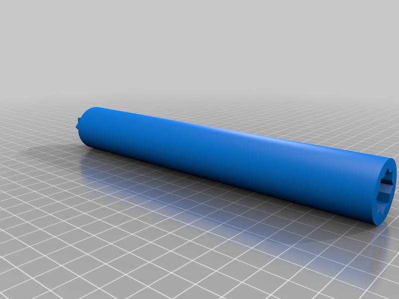 Laser_3.png Download free STL file Obiwan & Qui-Gon LightSabers • Template to 3D print, BODY3D
