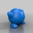 Kirby_by_BODY3D.png Télécharger fichier STL gratuit Kirby - Pas de soutien • Modèle imprimable en 3D, BODY3D