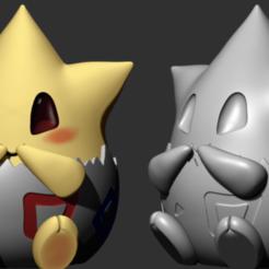 kjhgkjhgkh-00000000.png Download free STL file Togepi - Pokémon - FanArt • 3D printable object, BODY3D